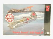 1/48 Hobbycraft Canon Armed I-16 Type 17 Russian Plastic Scale Model Kit Sealed