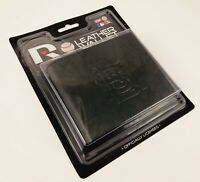 St. Louis Cardinals MLB Embossed Leather Wallet in Black by Rico Industries