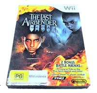 The Last Airbender Nintendo Wii PAL *Complete* Wii U Compatible