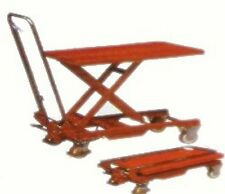 W&J 150KG HYDRAULIC MOBILE LIFT TABLE - NEW VAT Incl.