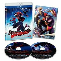 Spider-Man: Spider-Verse IN 3D (First edition limited) [Blu-ray]