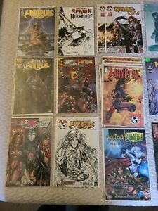 Witchblade Lot