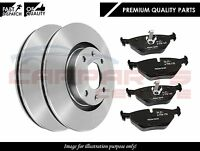 FOR RENAULT SCENIC MK1 1999-2003 FRONT BRAKE DISC DISCS PADS PADS SET KIT