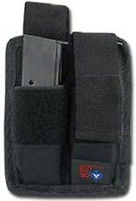 DOUBLE MAGAZINE POUCH FOR RUGER MARK II, P94, P95, P97. SR9 ***100% USA MADE***