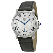 Cartier Rotonde Silver Dial Automatic Mens Watch W1556369