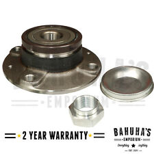 REAR WHEEL BEARING HUB WITH ABS FOR PEUGEOT 206 1.1 1.4 1.6 2.0 2000>ONWARDS