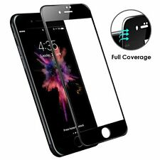 Genuine Tempered Glass Screen Protector 3D Full Cover for Apple Iphone 8