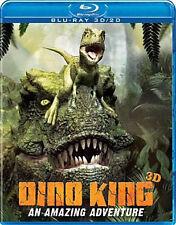 DINO KING (AKA: TARBOSAURUS) - BLU RAY - Region Free - Sealed