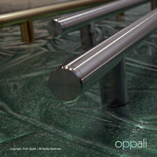 Oppali Stainless steel 304 Pull handle Entrance door handle Ø25mm-1 Inches T-Bar