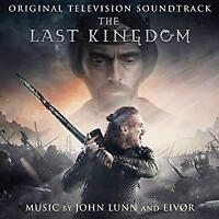 The Last Kingdom (Original Television Soundtrack) - John Lunn And Eivør (NEW CD)