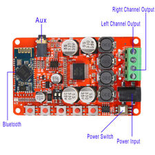 TDA7492P 50W+50W Wireless Bluetooth 4.0 Audio Receiver Digital Amplifier Board