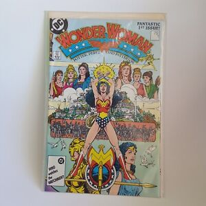 DC Wonder Women 1st Issue Potter Perez and Patterson