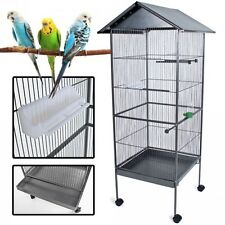 Voliera gabbia Parrot Cage per uccelli  pappagalli ESOTICI CALOPSITE canarini