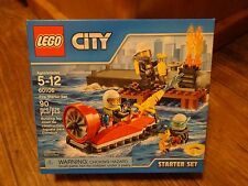 LEGO CITY--FIRE STARTER SET (NEW) 60106
