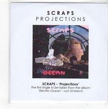 (FN882) Scraps, Projections - 2013 DJ CD