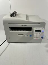 Samsung SCX-3405FW All-In-One Laser Printer Copier FAX NO TONER