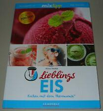 Alina Henke Lieblings Eis mixtipp Rezepte Koch Buch Kochen Thermomix Neu!