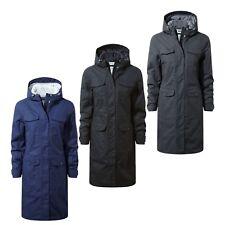 Craghoppers Womens/Ladies Emley Waterproof Long Jacket