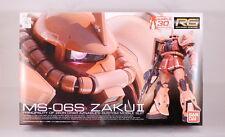 Bandai Real Grade RG 1/144 MS-06S Char's Zaku II 02