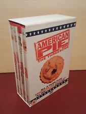 American Pie - The Threesome - All 3 Movies + Bonus DVD (DVD, 2004, Box Set)