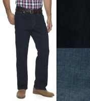 NEW SONOMA Men's Jeans Relaxed Fit Low Sits size 30, 33, 40