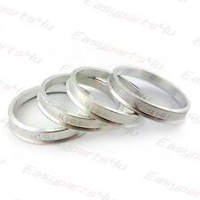RUBINETTO di conversione 4x Riduttore Anelli 66.6-57.1 forgiato in alluminio resistente al calore