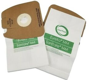 EUREKA TYPE MM--3 PACK VACUUM CLEANER BAGS--60295C for Mighty Mite Canister