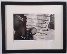 1994 SIGNED TITLED DATED Antonin Kratochvil Rwanda Orphanage Africa FRAMED