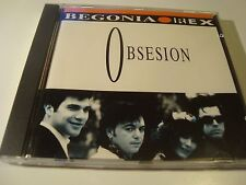 RAR CD. BEGONIA REX. OBSESION. 1992