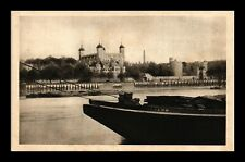 DR JIM STAMPS TOWER OF LONDON UNITED KINGDOM VIEW POSTCARD