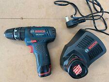 Bosch GSR Professional cordless combi drills Li-Ion 10.8 V, 24h, 8 x drill bits