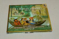 SACD-JORDI SAVALL-La Barcha D'Amore-MONTSERRAT FIGUERAS- ALIA VOX -audiophile