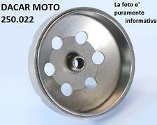 250.022 CAMPANA EMBRAGUE D.107 POLINI APRILIA SR 50 R-FACTORY (Motor Piaggio)