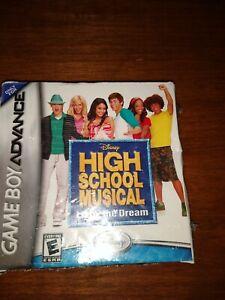 High School Musical: Livin' the Dream Target Exclusive (Nintendo Game Boy Advan…