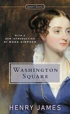Washington Square by Henry James 9780451416773 Brand New (S7)