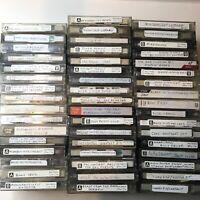 Huge Rock/metal Cassette Lot!! All Original Tapes!! No J-cards!! Kiss Bon Jovi💥