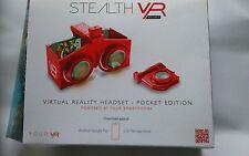 Stealth VR poche téléphone intelligent. et pour regarder minuscule pour micro imprimé