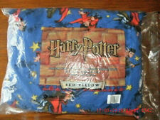 NEW Harry Potter Standard Bed Pillow, blue, hypoallergenic, machine washable