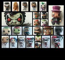 Funko Pop DC Loose Superheroes OOB Vaulted Grail