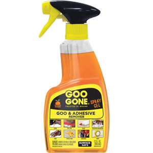 Goo Gone Adhesive Remover Original Spray Gel - 12 Oz