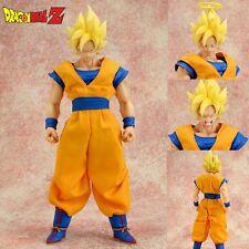 "D.O.D Dragonball Dragon Ball Super Saiyan Son Goku 20cm / 8"" PVC Figure NO Box"
