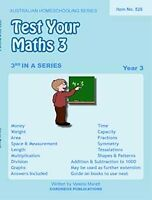 Test Your Maths YEAR 3