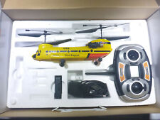 Nine Eagles 227A Twingo Micro Coaxial Tandem Helicopter - Yellow (Mode 2) (RTF)