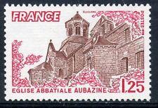 STAMP / TIMBRE FRANCE NEUF N° 2001 ** EGLISE AUBAZINE