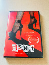 Fishnet - DVD Sealed New Out Of Print Gay/Lesbian Slapstick Comedy Movie