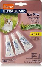 Cat Ear Mite Treatment w Aloe for Irritated Skin Drop Solution Package May Vary