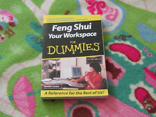 Feng Shui Your Workspace for dummies book 256 pages energy and flow in your job