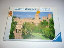 Warwick Castle   -  Ravensburger Jigsaw  500   Pieces Complete