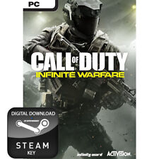 CALL OF DUTY INFINITE WARFARE PC STEAM KEY