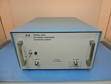 ENI / E&I 550L RF Power Amplifier, 1.5MHz to 400MHz, 50W, 50dB, 90 Day Warranty